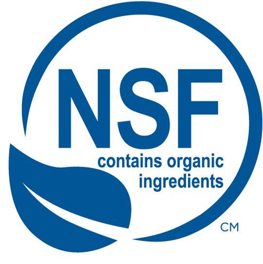 NSF certificate for rain core