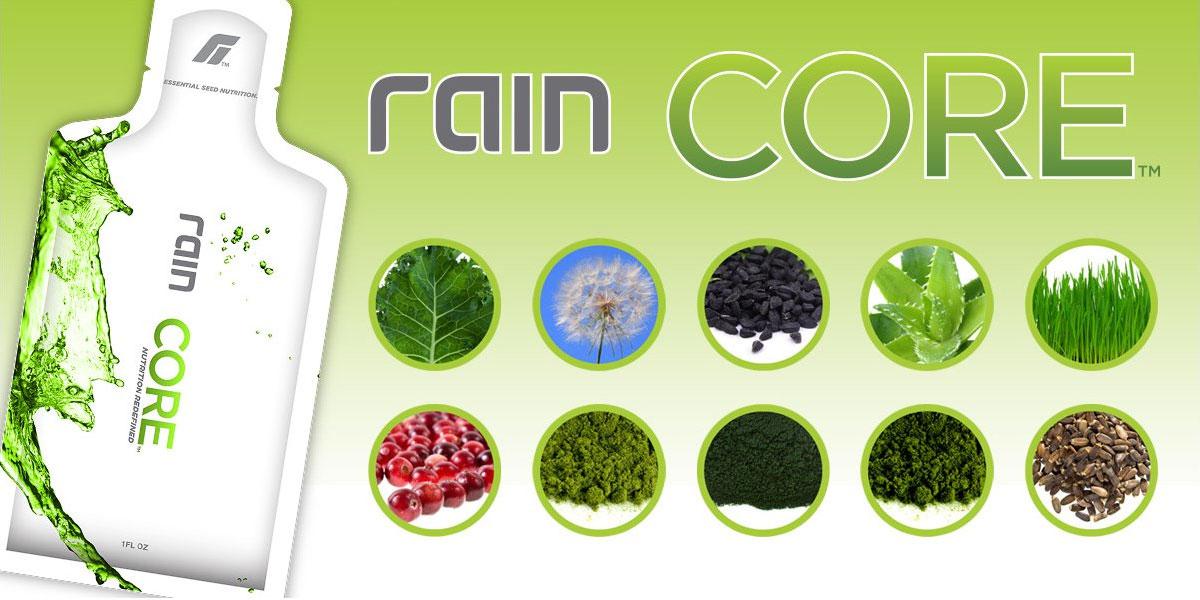 Продукт компании Rain International Rain Core