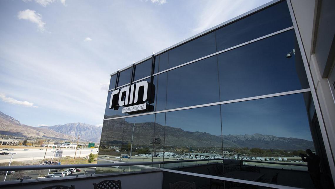 rain company international office