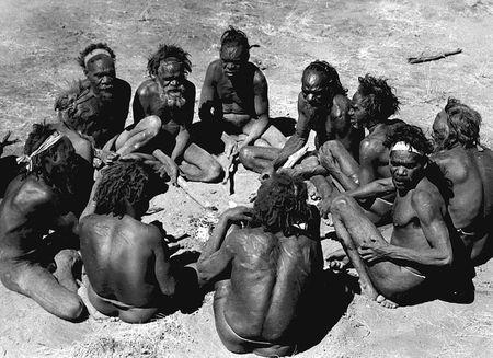 Фото аборигенов Австралии (первая половина 20-го века)