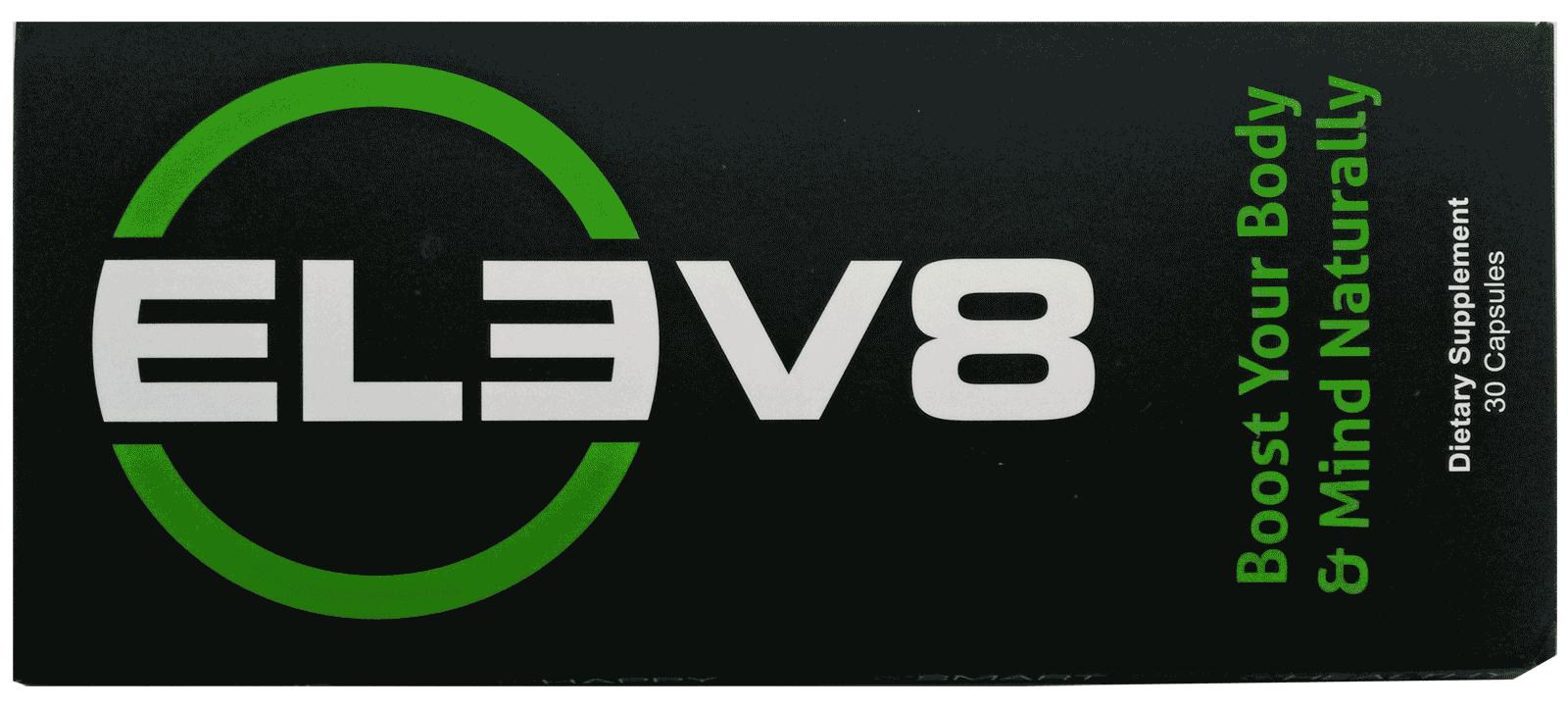 Упаковка Elev8 (30 капсул)