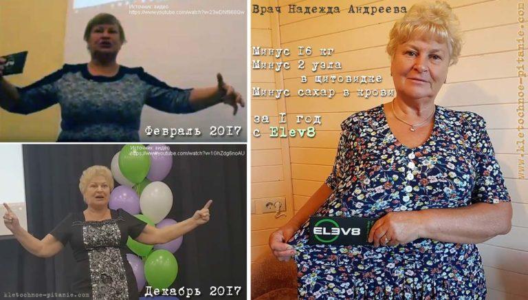 академик Андреева Elev8