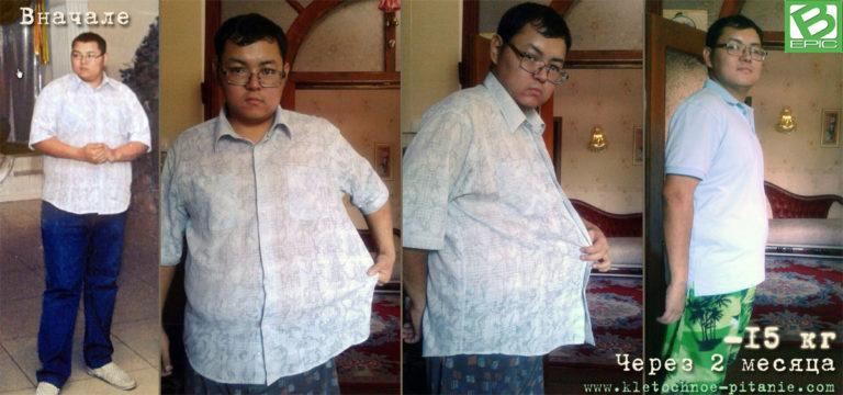 снижение веса капсулы Elev8 фото