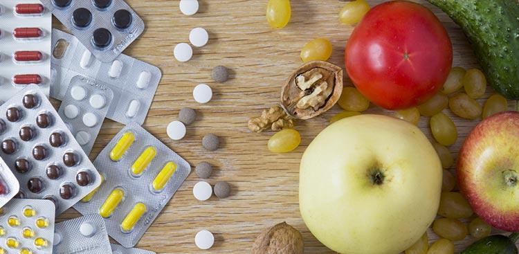 что лучше - таблетки или фрукты