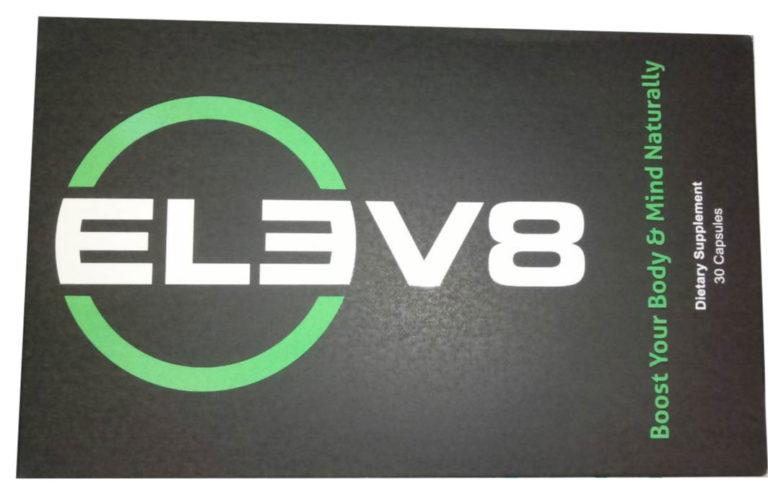 новая упаковка elev8