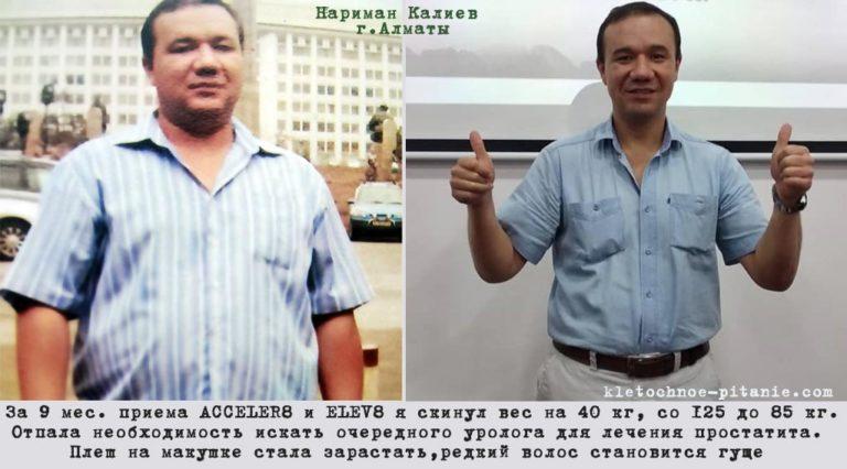 Похудение Элев8 Акселер8