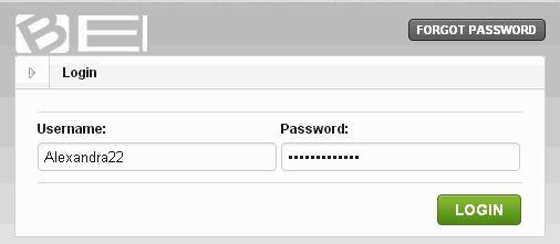 Bepic личный кабинет пароль