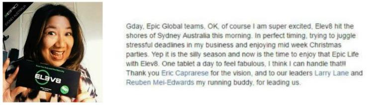 Что говорят об Elev8 в Австралии