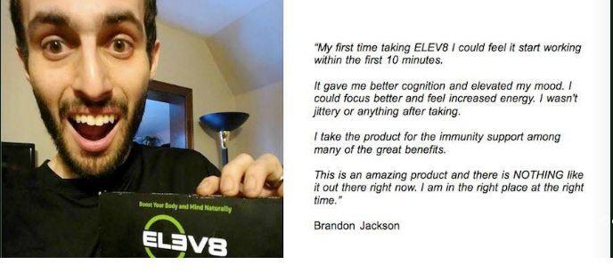 Что говорят об Elev8 в Америке