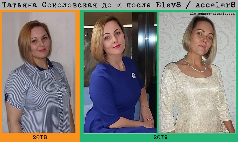 Фото похудения с Elev8