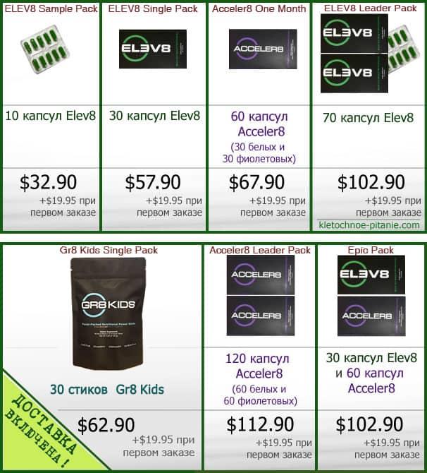 цена Elev8