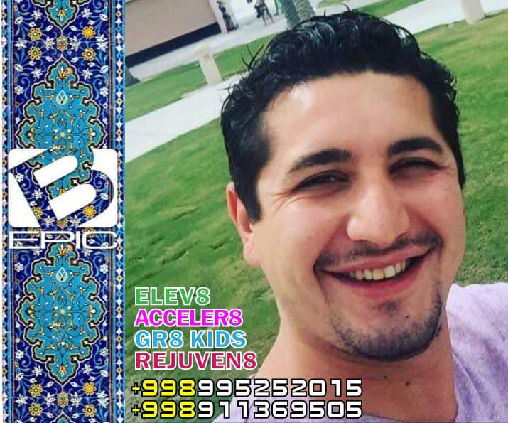 официальный представитель BEpic в Узбекистане