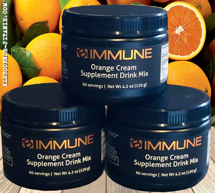 bepic bimmune orange cream supplement